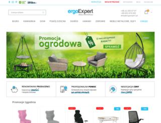 ergoexpert.pl screenshot