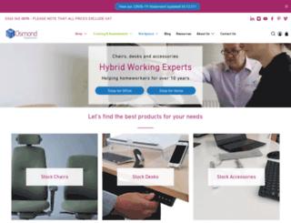 ergonomics.co.uk screenshot