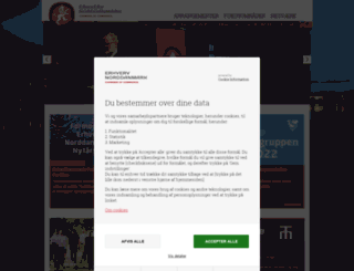 erhvervnorddanmark.dk screenshot
