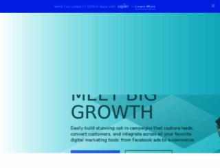 eric-k.leadpages.net screenshot
