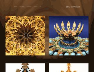 eric-standley.com screenshot