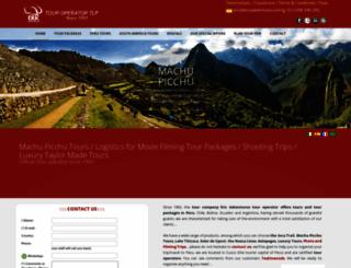 ericadventures.com screenshot