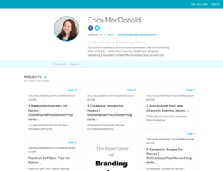 ericamacdonald.contently.com screenshot