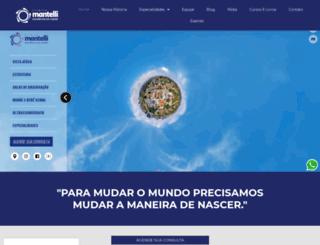 ericamantelli.com.br screenshot