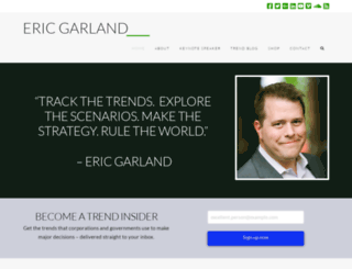 ericgarland.co screenshot