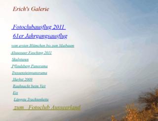 erich-k.at screenshot