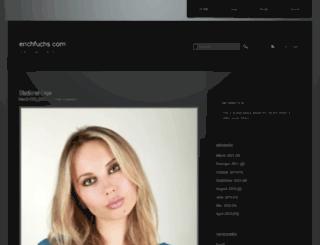 erichfuchs.com screenshot