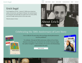 erichsegal.com screenshot