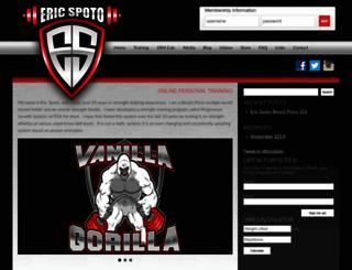 ericspoto.com screenshot