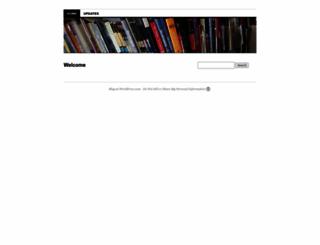 erikorama.wordpress.com screenshot