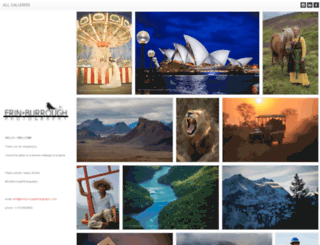 erinburroughphotography.com screenshot