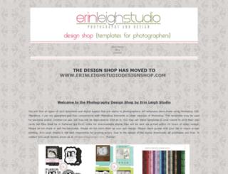 erinleighstudiodesignshop.blogspot.com screenshot