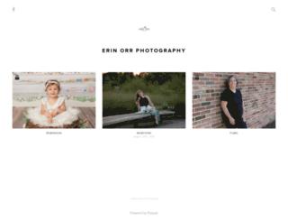 erinorrphotography.pixieset.com screenshot