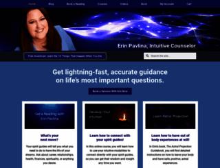 erinpavlina.com screenshot