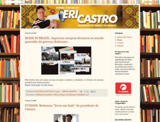 erisantoscastro.blogspot.com.br screenshot