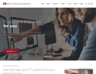 erisystems.com screenshot