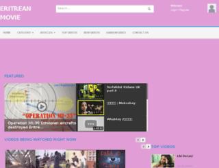 eritreanmovie.com screenshot