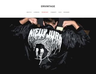 erivintage.com screenshot