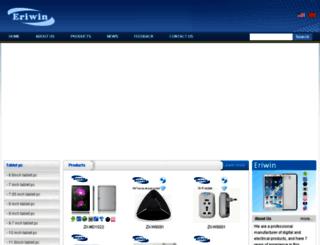 eriwin.com screenshot