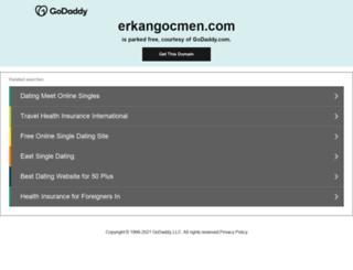 erkangocmen.com screenshot