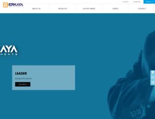 erkayagida.com.tr screenshot