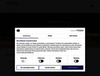 erlau.com screenshot