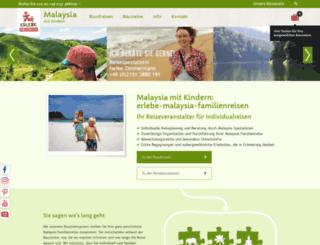 erlebe-malaysia4kids.de screenshot