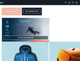 erlebnisse.sportscheck.com screenshot