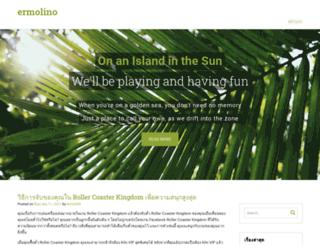 ermolino.org screenshot