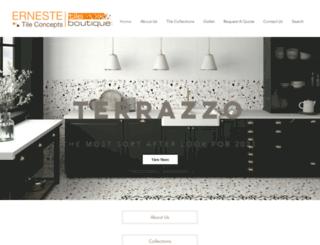 erneste.com.au screenshot