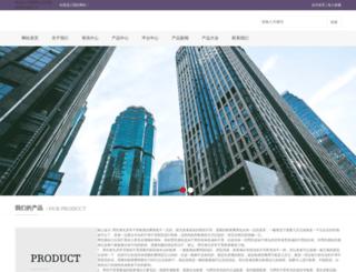 ernstsander.com screenshot