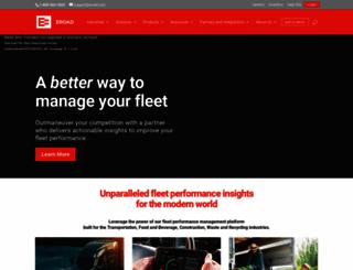 eroad.com screenshot