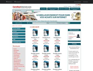 erodrigue.carrefourinternet.com screenshot