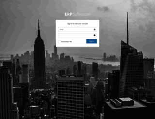 erp.suffescom.com screenshot