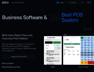 erply.com screenshot