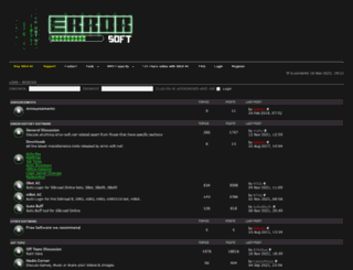 error-soft.net screenshot