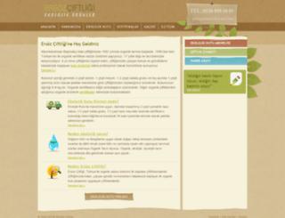 ersozciftligi.com screenshot