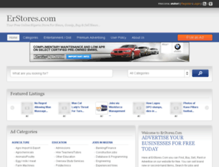 erstores.com screenshot