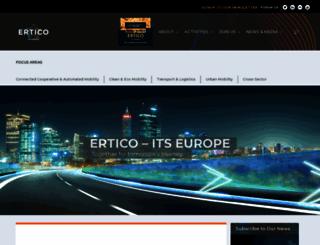ertico.com screenshot