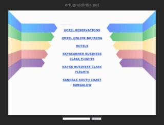 ertugruldirilis.net screenshot