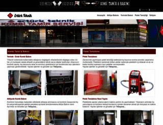 erturkteknik.com screenshot