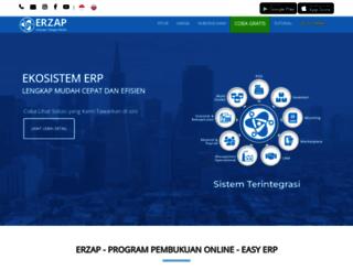 erzap.com screenshot