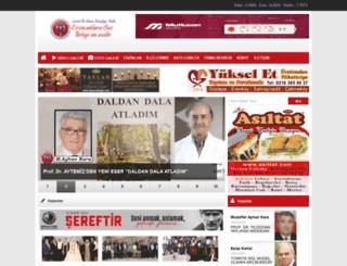erzincanlilarinsesi.com screenshot
