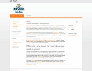 es-la.dbpedia.org screenshot