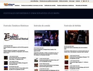 es.allexciting.com screenshot