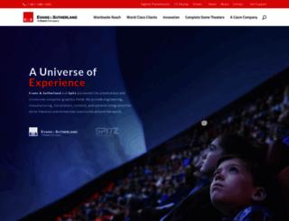 es.com screenshot