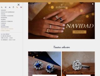 es.edenly.com screenshot