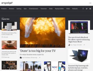 es.engadget.com screenshot