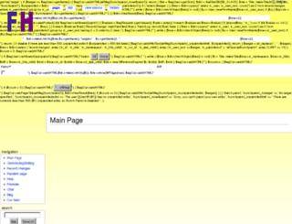 es.fanhistory.com screenshot