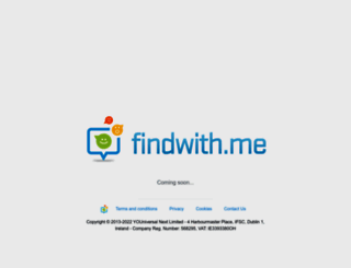 es.findwith.me screenshot